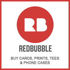 Buy cards and more featuring my artwork at Redbubble