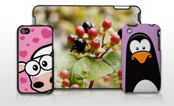 New Custom iPad and iPhone cases