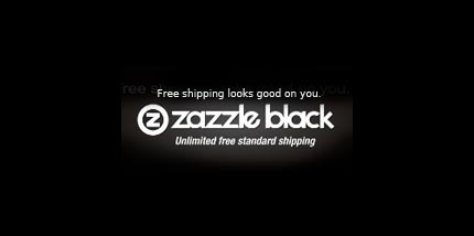 Zazzle Black Program