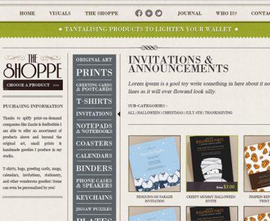 Website Design Idea 2