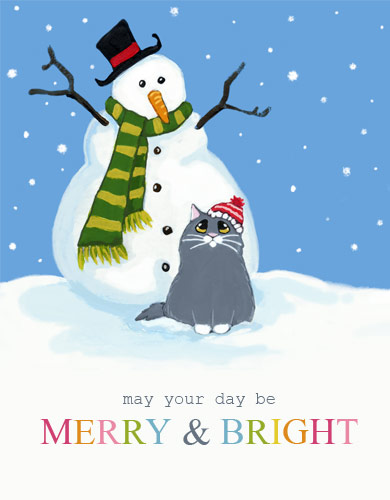 May your day be Merry and Bright