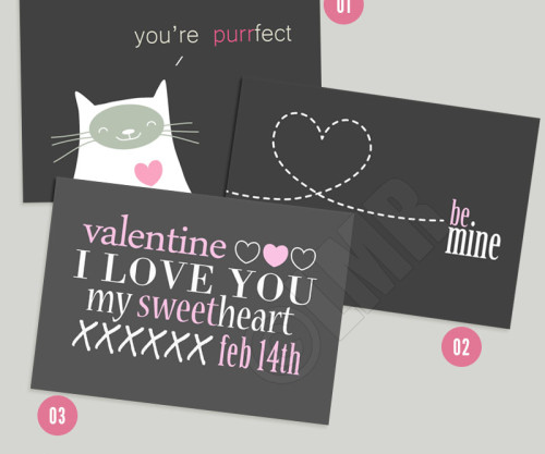 Valentine Love Notes by Lisa Marie Robinson