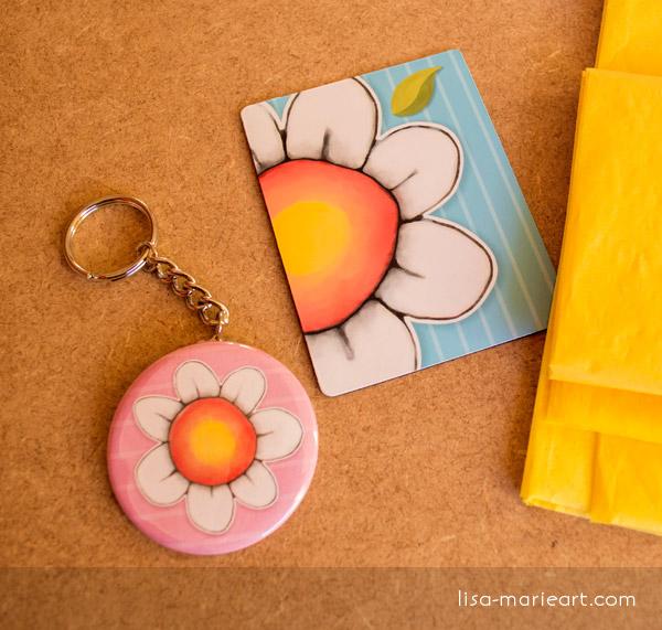 Floating Lemons Giveaway - Daisies