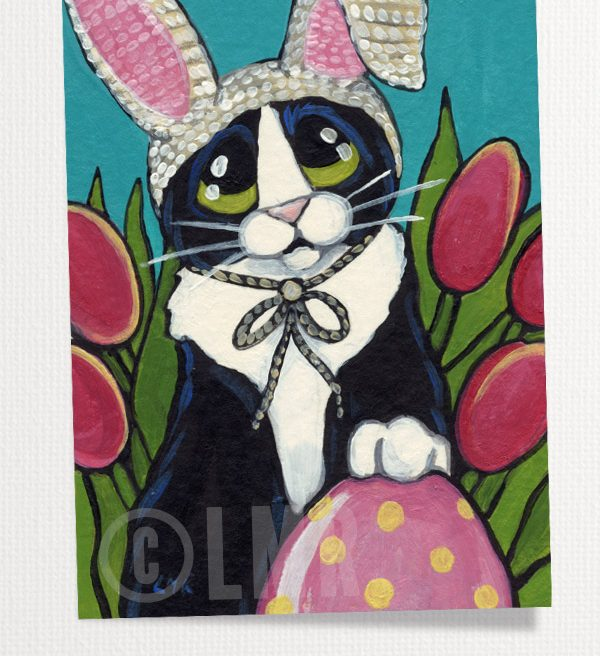 Cat ACEO by Lisa Marie Robinson