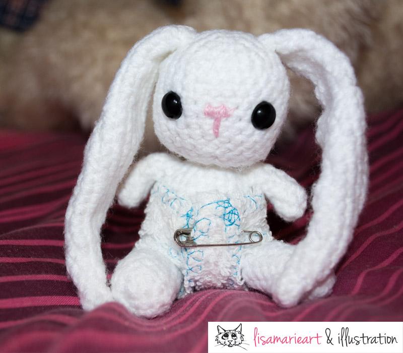 Crochet Baby Bunny
