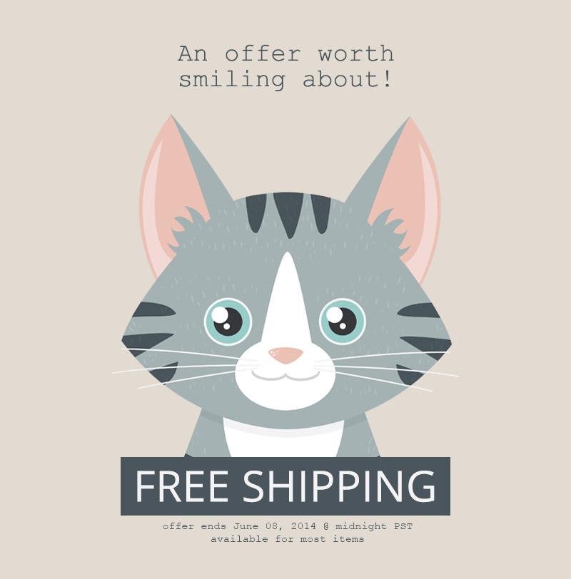 Free Shipping at Society 6