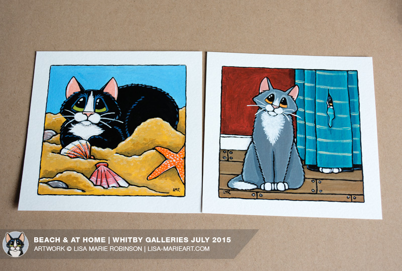 whitby-galleries-july-2015_beach-cat-illustrations