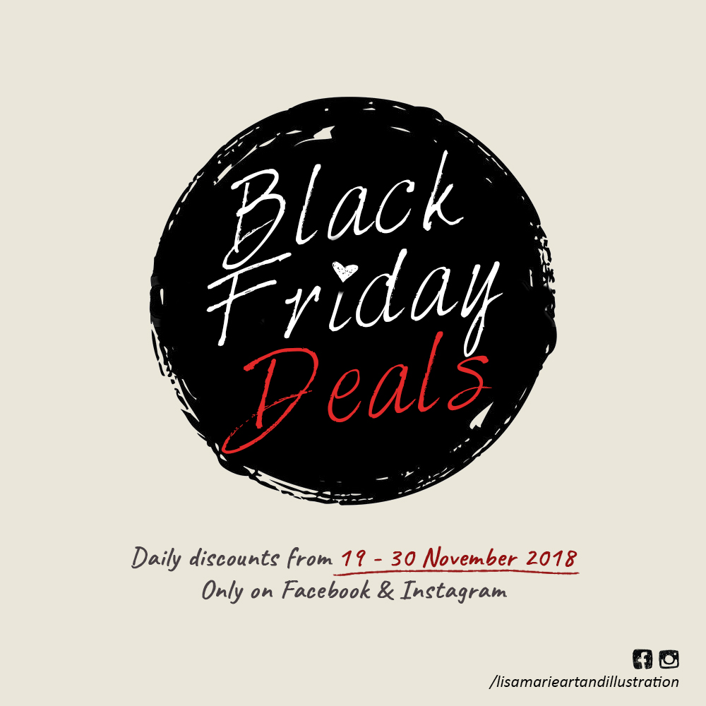 Black Friday Deals Studio Sale 2018